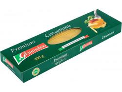 Макароны Вермишель любит. (спагетти) Премиум п/гк 400гр