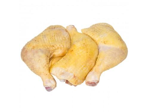 Окорочка куриные в лотке (замороженные), 1.03 кг
