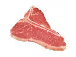 Стейк Ти-Бон из мраморной говядины (конт Б)
