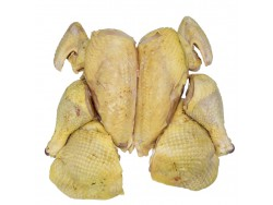 Курица разделанная в защитной среде