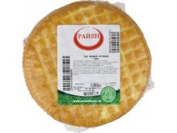 Сыр жирный копченный домашний