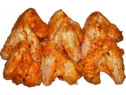 Крылышки куриные в маринаде для гриля